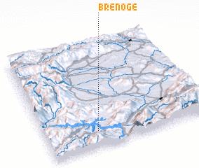 3d view of Brenogë