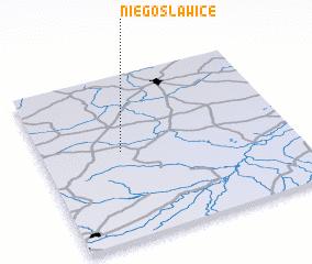3d view of Niegosławice