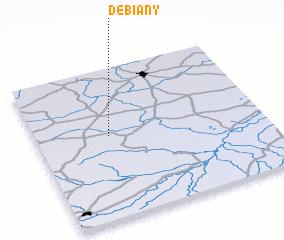3d view of Dębiany