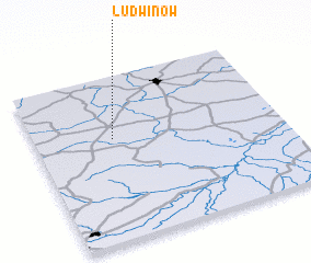 3d view of Ludwinów