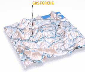 3d view of Gostenckë