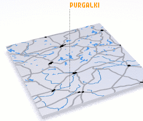 3d view of Purgałki