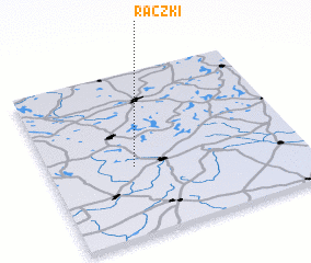 3d view of Rączki