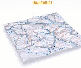 3d view of Kojinovići