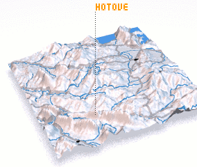 3d view of Hotovë