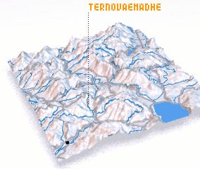 3d view of Tërnova e Madhe