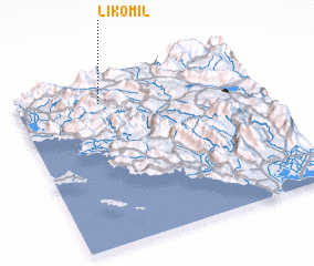 3d view of Likomil