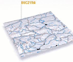 3d view of Buczyna