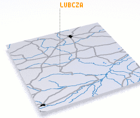 3d view of Lubcza