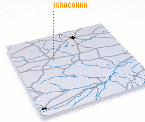 3d view of Ignacówka