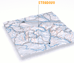3d view of Stradovo