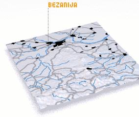 3d view of Bežanija