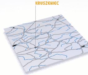 3d view of Kruszewiec