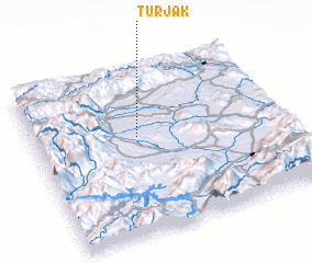 3d view of Turjak