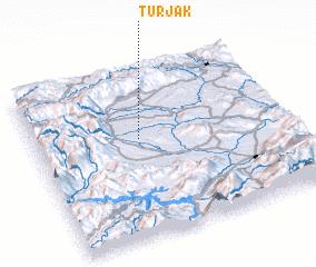 3d view of Turjak
