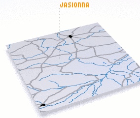 3d view of Jasionna