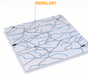 3d view of Niemgłowy