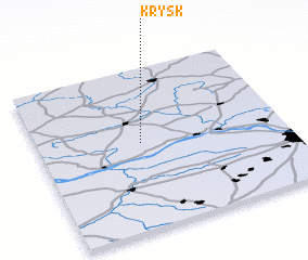 3d view of Krysk