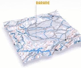 3d view of Barane