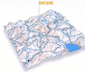 3d view of Boçevë