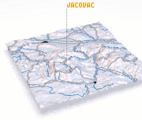 3d view of Jaćovac
