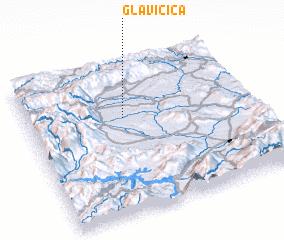 3d view of Glavičica