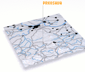 3d view of Prkosava