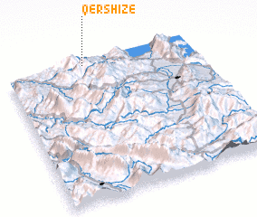 3d view of Qershizë