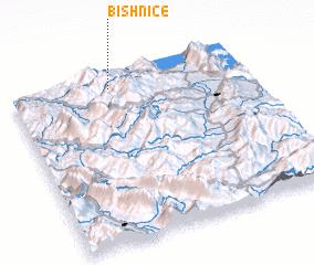 3d view of Bishnicë