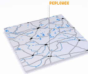 3d view of Pepłówek
