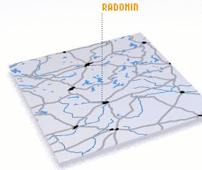 3d view of Radomin