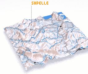 3d view of Shpellë