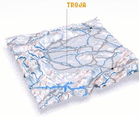 3d view of Troja