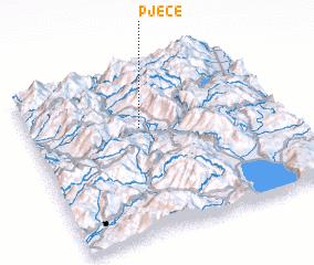 3d view of Pjeçë
