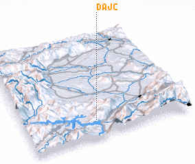 3d view of Dajç