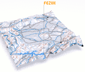 3d view of Fezuk