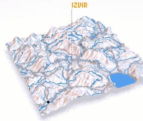 3d view of Izvir