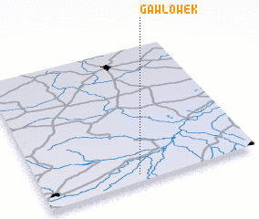 3d view of Gawłówek