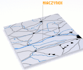 3d view of Miączynek