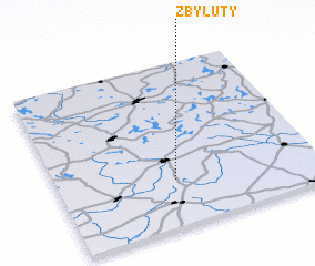 3d view of Zbyluty