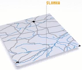 3d view of Słomka