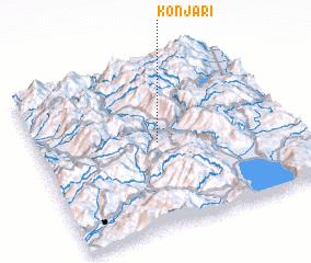 3d view of Konjari