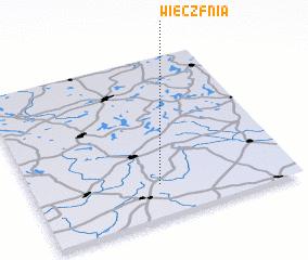3d view of Wieczfnia