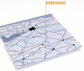 3d view of Bobrownik