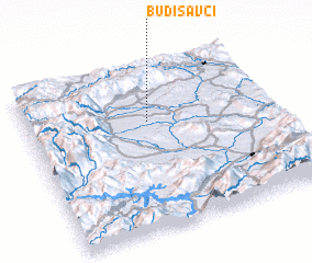 3d view of Budisavci