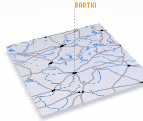 3d view of Bartki