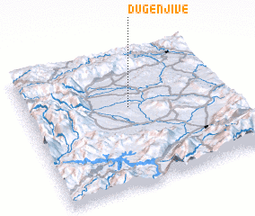 3d view of Dugenjive