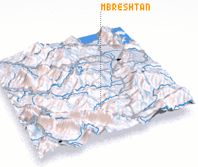 3d view of Mbreshtan