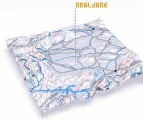 3d view of Kraljane