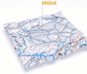 3d view of Drenje